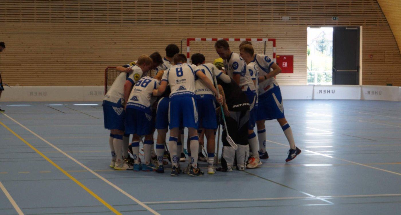 Rezervní tým mužů zahájil sezónu 2020/2021.