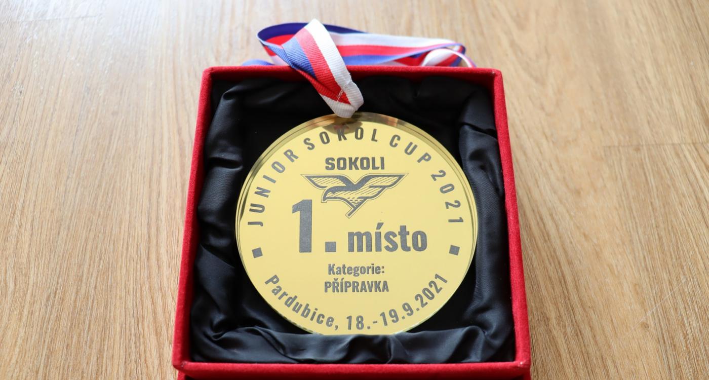 Zlatý turnaj Junior Sokol Cup