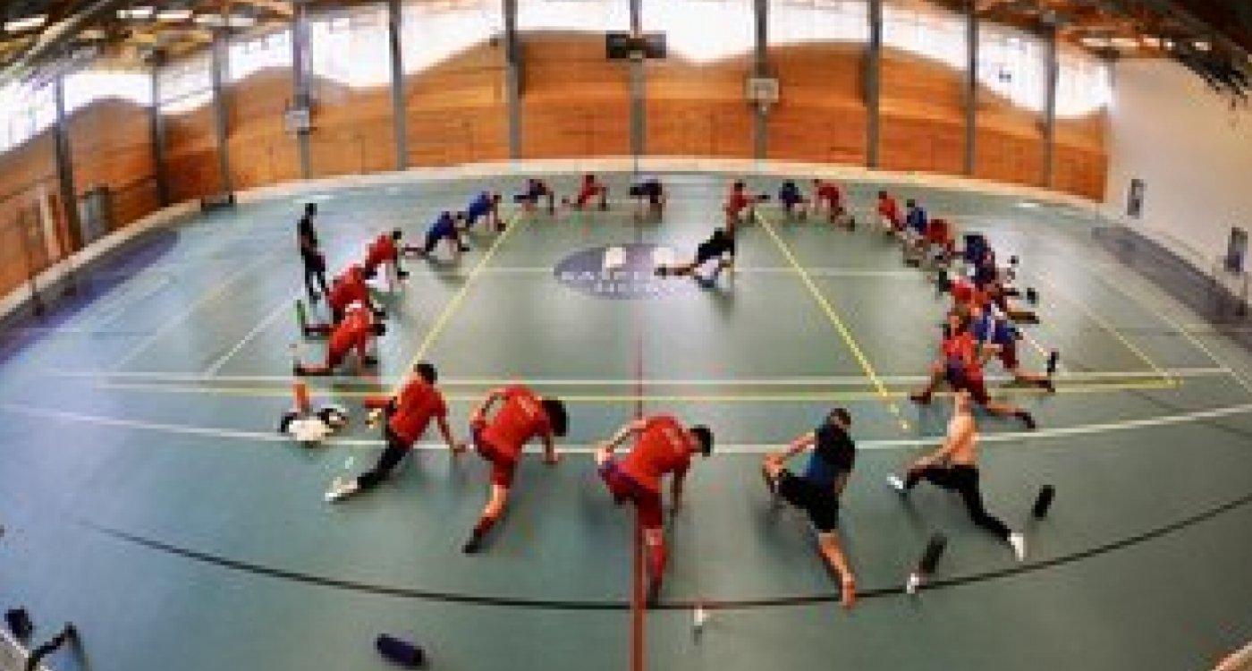 Tréninky a zápasy během nouzového stavu